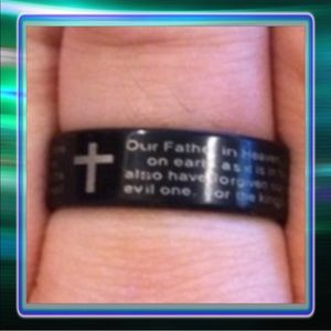 Jewelry - The Lord's Prayer Ring